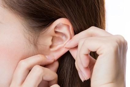 外耳炎の症状