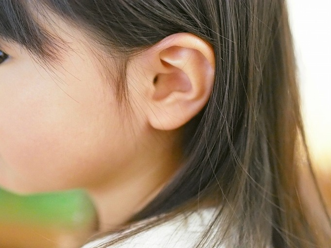 子どもは中耳炎になりやすい