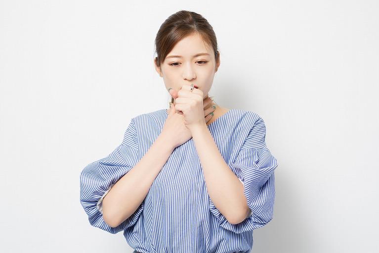 咽頭炎の症状
