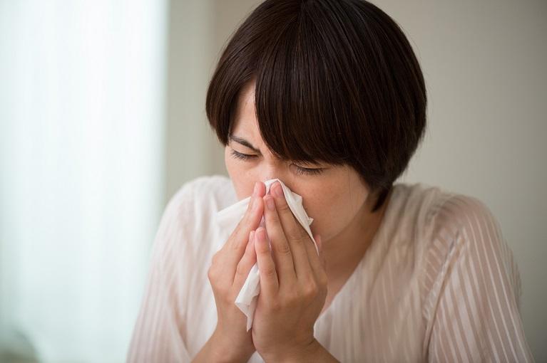 副鼻腔炎の症状